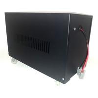 PowerWalker BPH CE12T-1 - Zwart