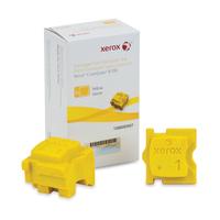 Xerox Encre solid Jaune ColorQube 8700 / 8900 - 108R00997 Bâton d'encre
