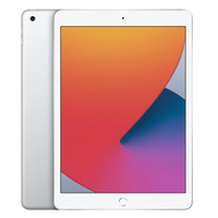 "Apple iPad (2020) WiFi 32GB 10,2"" Zilver Tablet"