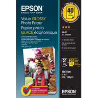 Epson Value Glossy Photo Paper Fotopapier