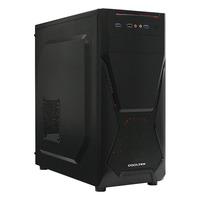 Cooltek X5 Computerbehuizing - Zwart