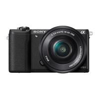 Sony α 5100 + 16-50mm Caméra digitale - Noir