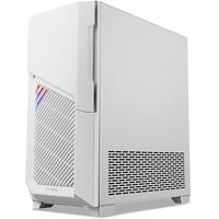 Antec DP502 Flux Boîtier d'ordinateur - Blanc
