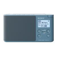 Sony XDR-S41D Radio - Bleu
