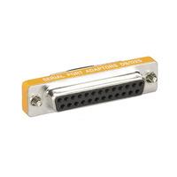 Black Box DB9/DB25 Adaptateur de câble - Noir,Argent,Jaune