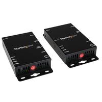 StarTech.com Extendeur HDBaseT HDMI via Cat5 - RS232 - IR - Ultra HD 4K - 100 m Rallonges AV - Noir