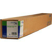 "Epson Singleweight Paper Roll, 44"" x 40 m, 120g/m² Grootformaat media"