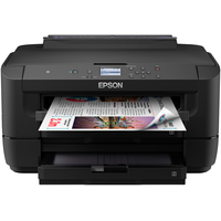 Epson WorkForce WF-7210DTW Inkjet printer - Zwart, Cyaan, Magenta, Geel