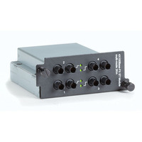 Black Box 4x ST, 100BASE-FX, MRP, MSTP, 2-km Module de commutateur de réseau