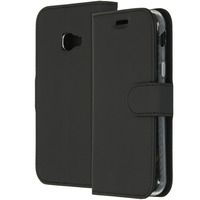 Accezz Wallet Softcase Booktype Sony Xperia X Compact - Noir