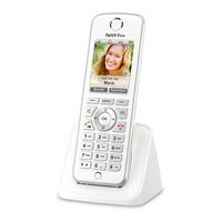 AVM FRITZ!Fon C4, DE Téléphone - Blanc