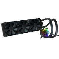 Fractal Design Celsius+ S36 Dynamic Computer vloeibare koeling - Zwart