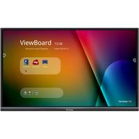 "Viewsonic ViewBoard 65"" 4K Interactieve whiteboard - Zwart"