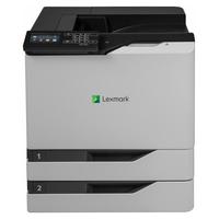 Lexmark CS820dte Laserprinter - Zwart,Cyaan,Magenta,Geel