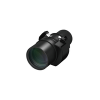 Epson Objectif moyenne distance 3 ELPLM10 – série G7000/L1000U Lentille de projection - Noir