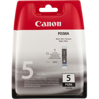 Canon PGI-5BK Inktcartridge - Zwart