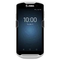 Zebra TC51 PDA - Zwart, Zilver