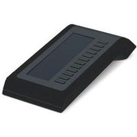 Unify OpenStage Key Module 60 Commutateur de téléphonie - Noir