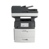 Lexmark MX710dhe Multifunctional - Zwart,Grijs