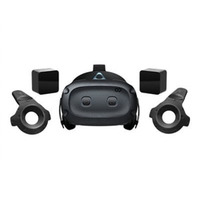 DELL Vive Cosmos Elite (UK) Virtual reality bril - Zwart