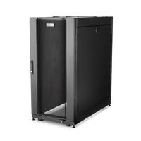 StarTech.com 25U serverkast server rack behuizing 89 cm diep Stellingen/racks - Zwart