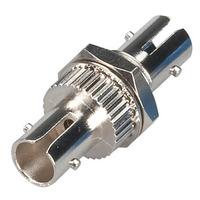 Black Box Coupleurs à fibre optique pour connexions multimodes Adaptateurs de fibres optiques - Acier .....