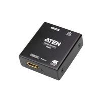 Aten True 4K HDMI Booster (4K op 20 m) AV extenders - Zwart