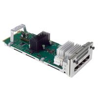 Cisco 4 x Gigabit Ethernet/4 x 10 Gigabit Ethernet network module for Catalyst 3850, Spare Module de commutateur .....