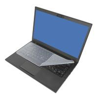 Targus Universal Keyboard Cover, Silicone, Medium, 3 pack Accessoire de clavier - Translucide,Blanc