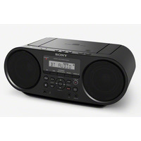Sony ZS-RS60BT CD-radio - Zwart