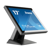 "Iiyama ProLite 17"" 5-wire resistive touchscreen, 1280 x 1024, 1000:1, 5:4, 5ms, IP54 Moniteur à écran tactile - ....."