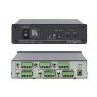 Kramer Electronics Kramer VM-50AN Distr. Versterker Audio versterker - Zwart