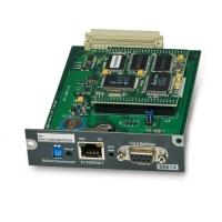 APC MGE SNMP/Web Card Carte de réseaux - Gris