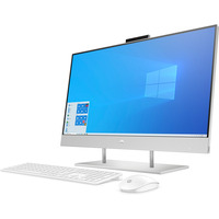 HP 27-dp1009nb All-in-one pc - Zilver