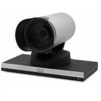 Cisco PrecisionHD Webcam - Noir, Argent