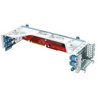 Hewlett Packard Enterprise DL360 Gen9 Full Height PCI-E Slot CPU2 Riser Kit Slot expander