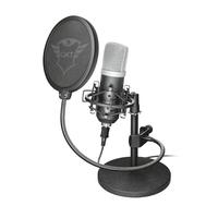 Trust GXT 252 Emita Streaming Microphone - Noir