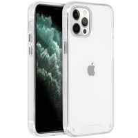 """Accezz Xtreme Impact Backcover f / iPhone 12 6.7"""", Transparant"""