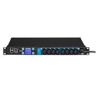 Eaton ePDU G3 Managed, 8 x C13 Out, C20 In, 230V, 1U Energiedistributie - Zwart