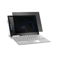 Kensington Filtre de confidentialité fixe à 2 directions pour Microsoft Surface Go Filtre écran