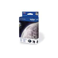 Brother LC-1000BKBP Blister Pack Inktcartridge - Zwart
