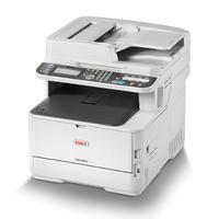 OKI MC363dn multifunctionele A4-kleurenprinter Multifunctional - Zwart, Cyaan, Magenta, Geel