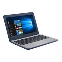 ASUS W202NA-GJ0039RA-BE - AZERTY Portable - Bleu