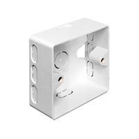 DeLOCK 86128 Boîtes de jonction électrique - Blanc