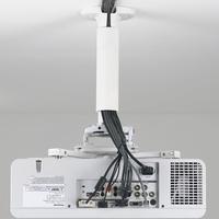 Chief Quick-Snap Cable Covers Protecteur de câbles - Blanc