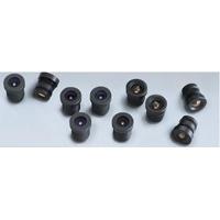 Axis Lens M12 MP 6mm 10 Pack Lentille de caméra - Noir