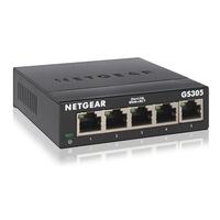 Netgear GS305 Switch - Zwart