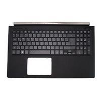 Acer Top Case, Black With Keyboard Composants de notebook supplémentaires - Noir