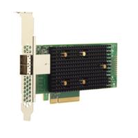 Broadcom 9400-8e Adaptateur Interface - Noir,Vert,Métallique
