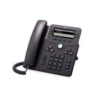 Cisco 6851 Téléphone IP - Noir